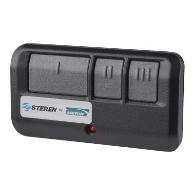 Control remoto de 3 botones para puertas automáticas
