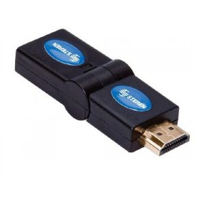 Adaptador HDMI® giratorio