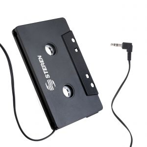 Adaptador de casete a plug  AUX 3.5 mm