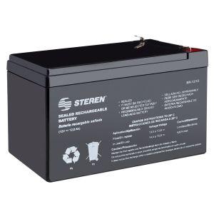 Batería sellada de ácido-plomo, 12 Vcc  12 Ah
