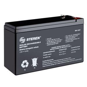 Batería sellada de ácido-plomo, 12 Vcc  7 Ah