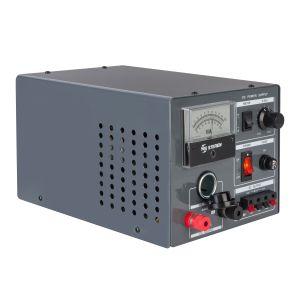 Fuente de poder regulada de 0 a 15 Vcc, 6, 10 o 30 A