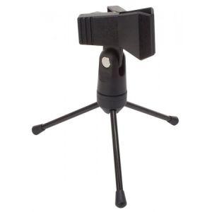 Tripié de mesa para micrófono
