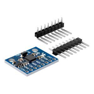 Sensor con acelerómetro y giroscopio