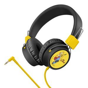 Audífonos con cable tipo cordón, plegables The Simpsons™
