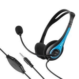 Audífonos multimedia 3,5 mm ultradelgados