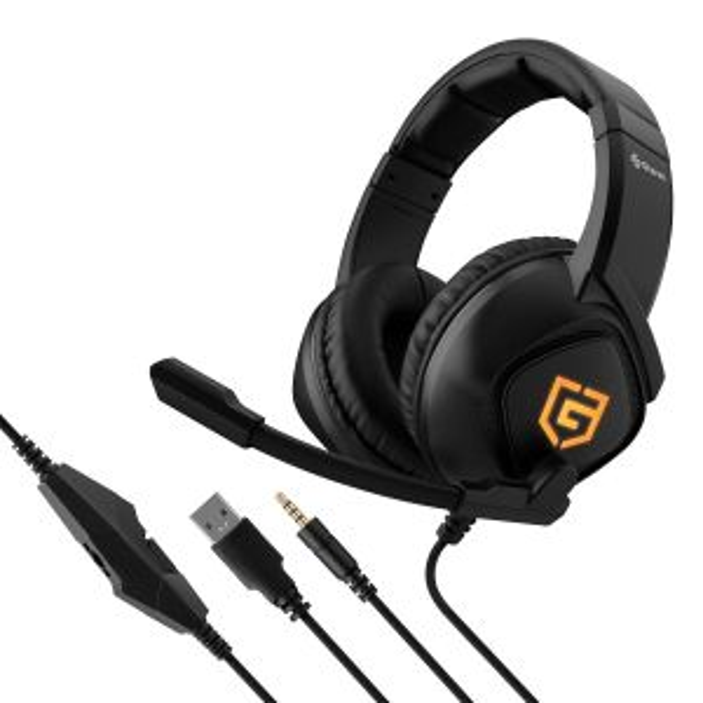 Audífonos 3,5 mm para Gamers