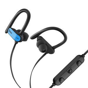 Audífonos Bluetooth* Sport Free con batería de larga duración azul