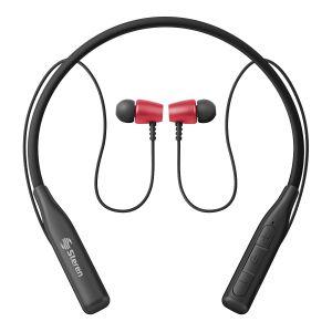 Audífonos Bluetooth tipo collar con sujeción de imán