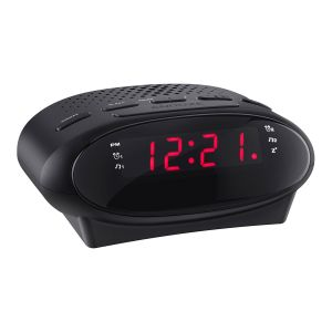 Radio reloj despertador digital AM/FM