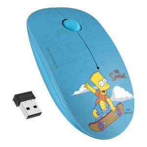 Mouse inalámbrico 1600 DPI The Simpsons™