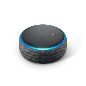 Bocina Inteligente ECHO DOT con Alexa, negra