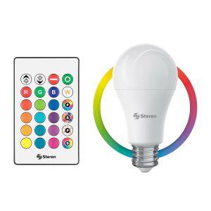 Foco LED RGB decorativo, 5 W