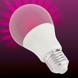 Foco LED UV decorativo