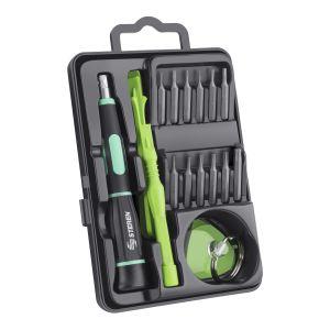 Kit de herramientas para reparación y mantenimiento de equipos Apple