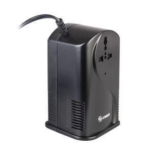Convertidor de voltaje de 110 a 220 Vca y de 220 a 110 Vca, 50 W