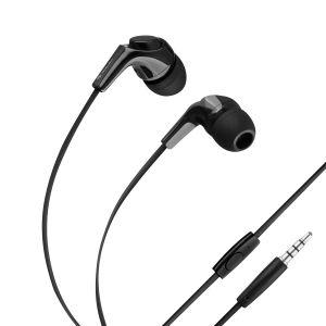 Audífonos manos libres Fit con cable plano