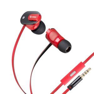 Audífonos manos libres Confort con cable plano