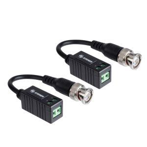 Extensor pasivo de video por cable UTP con terminales