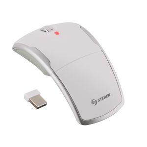 Mouse inalámbrico 1000 DPI, plegable