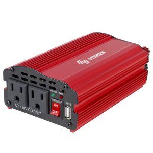 Inversor de corriente automotriz de 300 W (12 Vcc a 110 Vca)