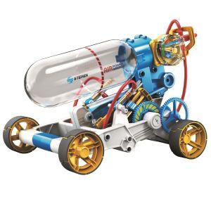 Kit de coche de aire a presión para armar