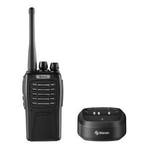 Radio intercomunicador profesional, hasta 5 Km de alcance