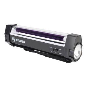 Lámpara portátil detectora de billetes falsos