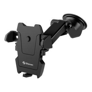 Soporte para celular con AutoLock y brazo extensible