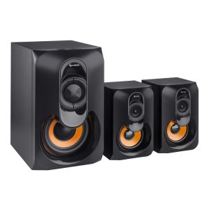 Sistema multimedia de audio 2.1 600 W PMPO Bluetooth