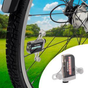 Luz LED decorativa para llanta de bicicleta