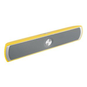Bocina Bluetooth mini SoundBar con reproductor USB/microSD