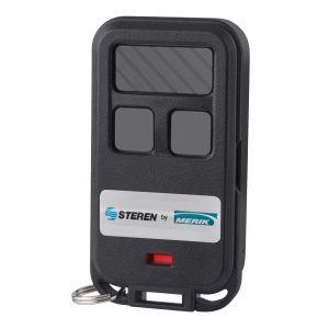 Control remoto tipo llavero para puertas automáticas