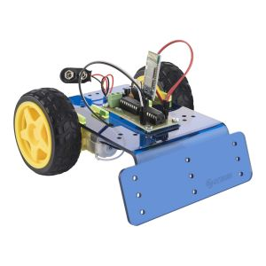Kit de robot Bluetooth sumo y soccer para armar