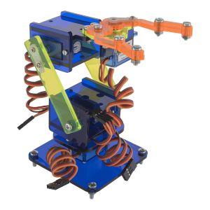 Kit de mini brazo robótico para armar