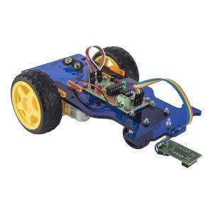 Kit de robot seguidor de línea para armar