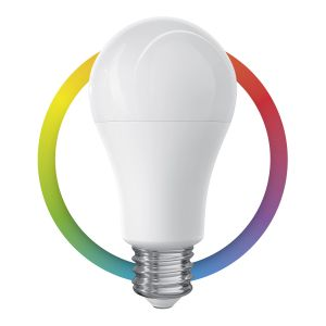 Foco LED Wi-Fi multicolor, de 10W