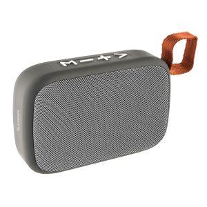 Mini bocina Bluetooth con reproductor USB/microSD