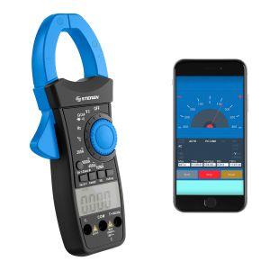 Multímetro de gancho profesional Bluetooth