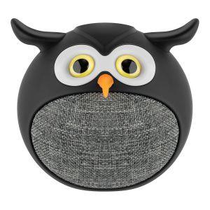 Mini bocina Bluetooth con forma de búho