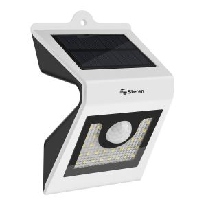 Mini lámpara LED con sensor de movimiento y celda solar