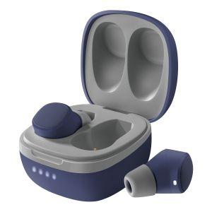 Audífonos Bluetooth FreePods True Wireless, azules