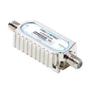 Amplificador de señal en línea, de 45 dB, 40-2150 MHz