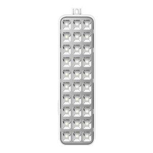 Lámpara LED de emergencia 30 LED
