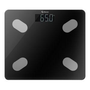 Báscula digital Bluetooth con análisis corporal, hasta 150 kg