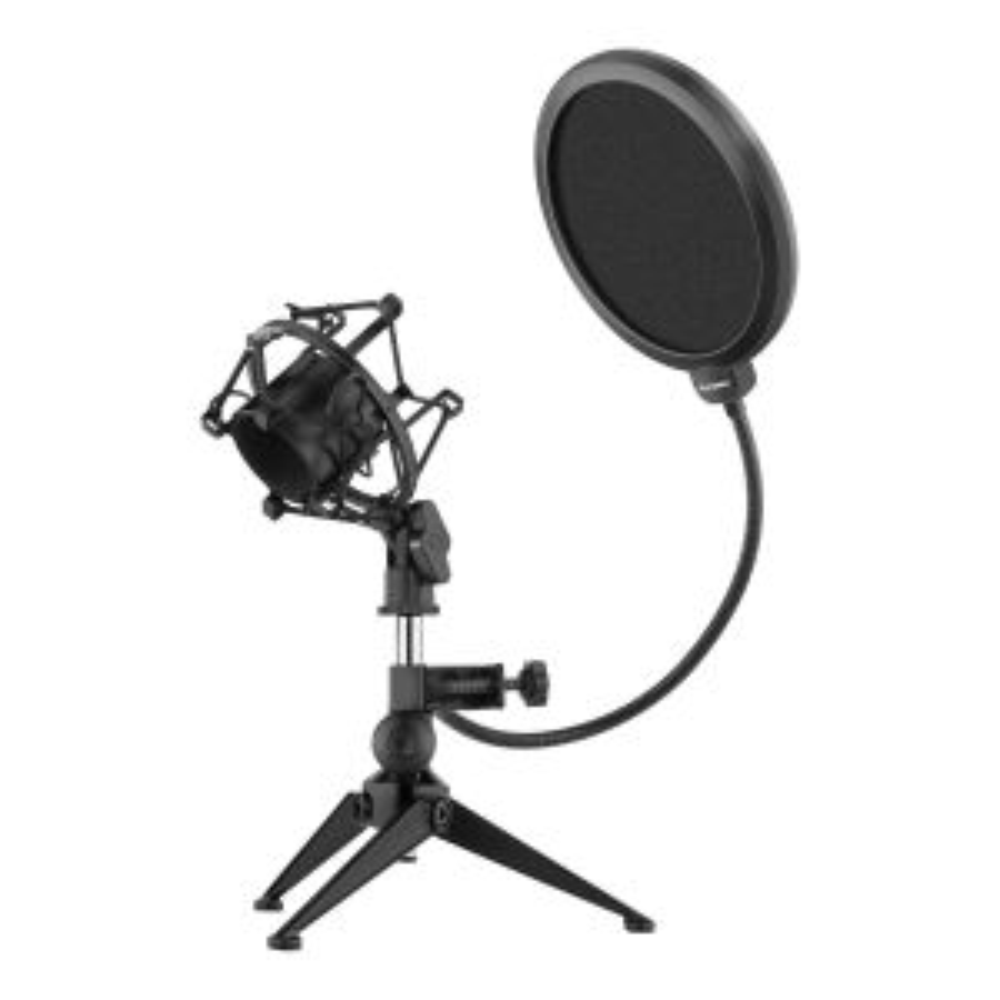 Filtro antipop profesional para micrófono