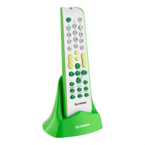 Control remoto universal inteligente color verde