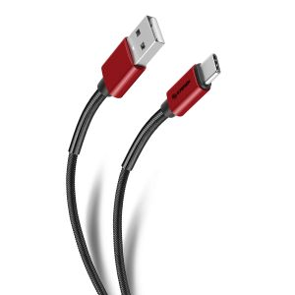 Cable USB A a USB C reforzado, de 1.2 m